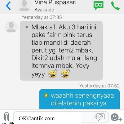 testi fair n pink cc cream