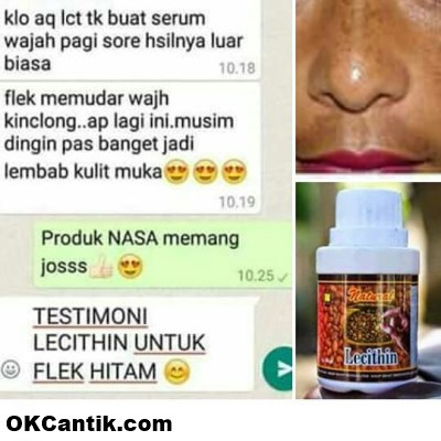 natural lecithin nasa