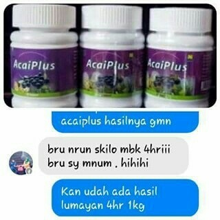 acai plus produk nasa
