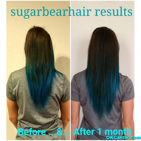 testi sugar bear hair