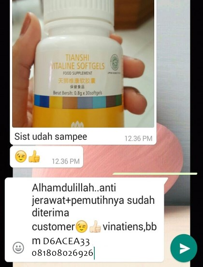 vitaline softgel